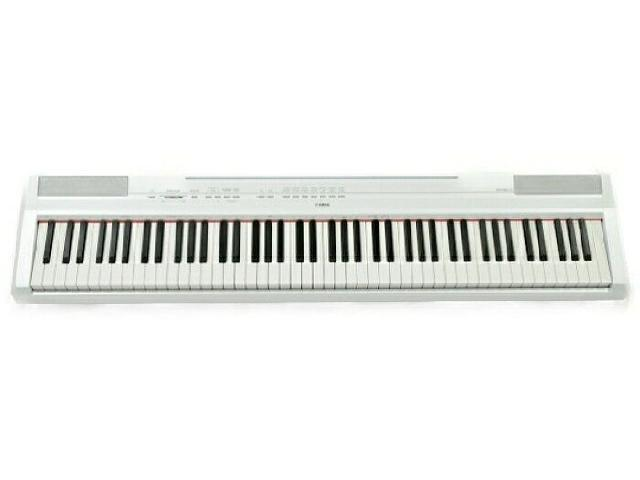 YAMAHA ヤマハ P-115WH 電子ピアノ 88鍵盤 ホワイト 2016年製