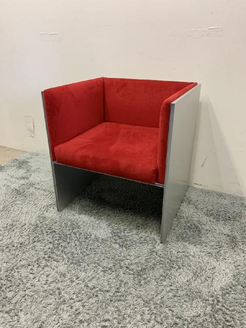 大阪府寝屋川市より カッシーナ エアフレーム 1Pソファ ブランド家具を出張買取致しました。