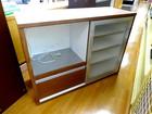 レンジボード 食器棚 ロータイプ