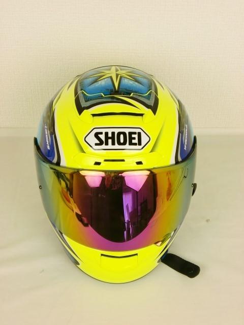 SHOEI X-TWELVE DAIJIRO レース用ヘルメット