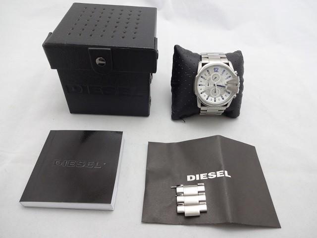 DIESEL 腕時計 DZ-4181 コマ付き