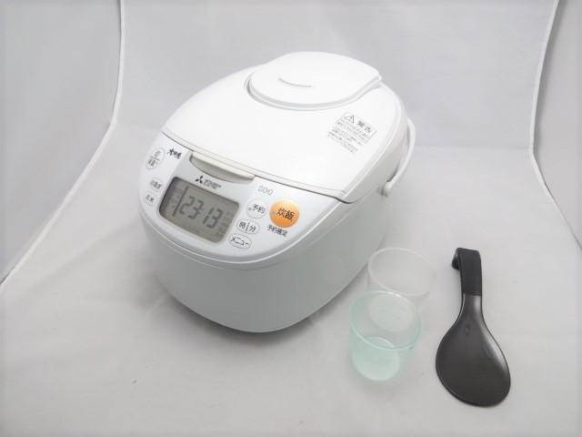 大沸騰IH炊飯器 NJ-NH106-W 三菱