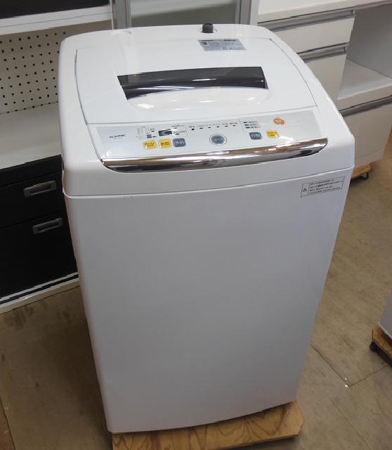 ELSONIC EM-L45S 2016年製 4.5㎏ 全自動洗濯機