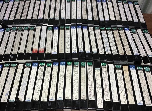 VHS   ビデオテープ  中古