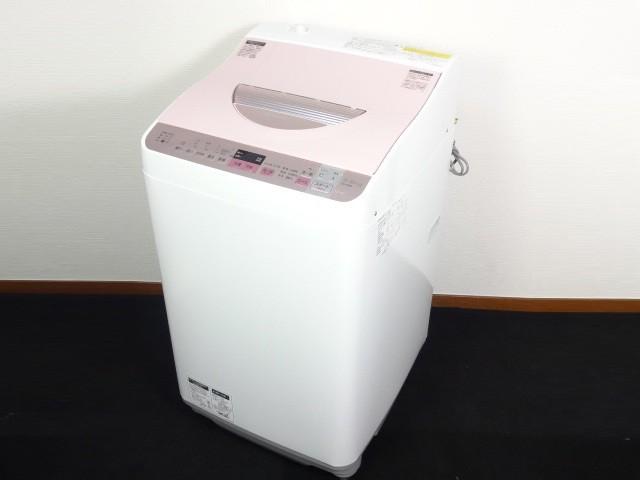SHARP 洗濯機 ES-TX5A 5.5kg 17年製