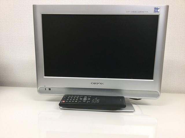 ORION 液晶テレビ
