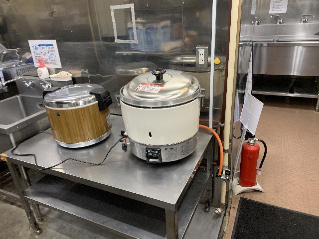 業務用炊飯器