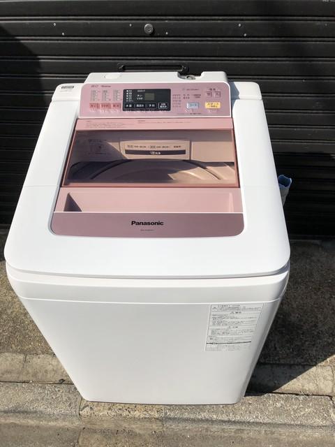 2014年製Panasonic全自動洗濯機