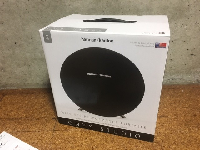 ハーマン ONYX STUDIO Bluetooth スピーカー