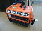 SUZUKI 発電機 SX800R