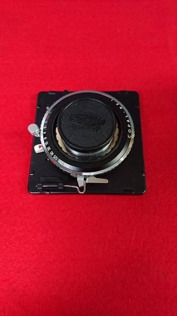 コダック/Kodak Ektar/127mm/f4.7/COPAL-NO.1/カメラレンズ