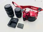 Canon キャノン デジタル一眼レフカメラ…