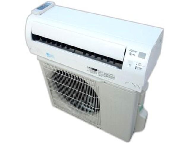 【エアコン】三菱 6畳用 2.2kW エアコン 霧ヶ峰MSZ-GE2217-W(東京都足立区)