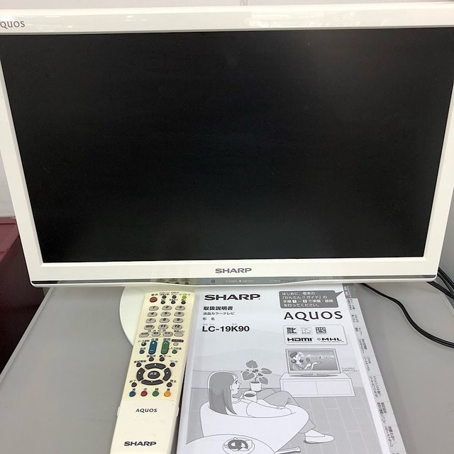 SHARP 液晶テレビ 新座市出張買取/朝霞市出張買取/練馬区出張買取/川越市出張買取
