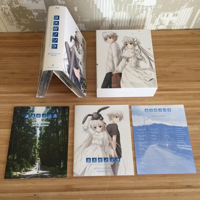 ヨスガノソラ Blu-ray BOX(初回限定版) ブルーレイ アニメ 限定版