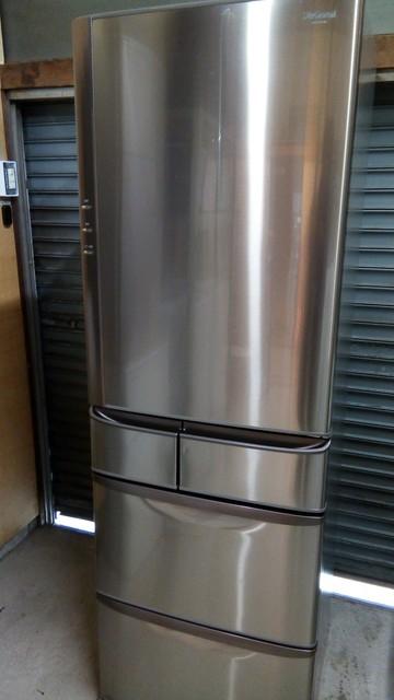 ナショナル 5ドア冷蔵庫