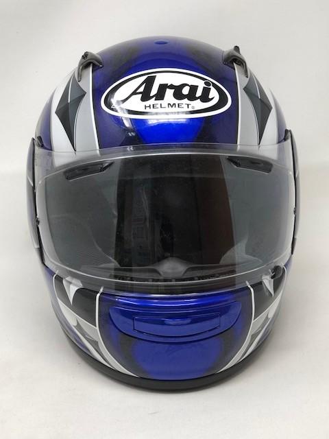 Arai HELMET フルフェイスヘルメット QUANTUM-J オンロード ブルー