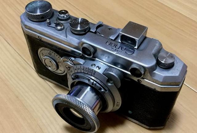 【金沢区にて出張買取】HANZA Canon  Nikkor 1:3.5 F=50mm レンジファイ