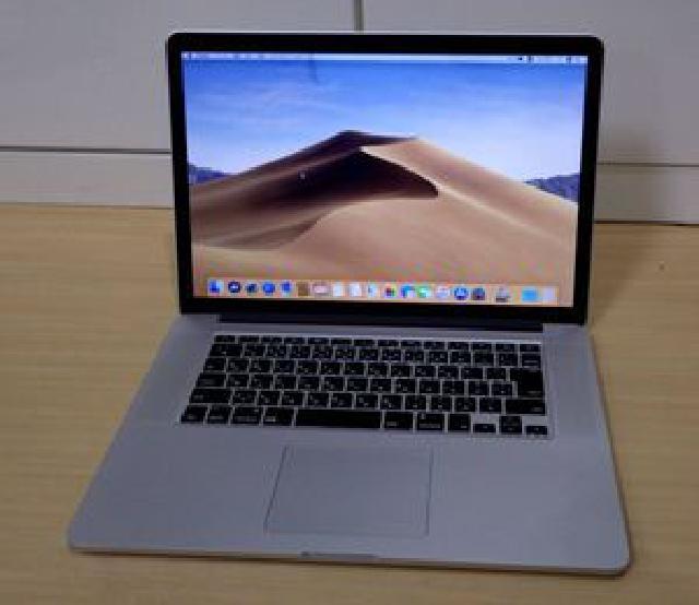 【あきる野市にて出張買取】MacBook Pro Retina 15インチ Early 2013 C