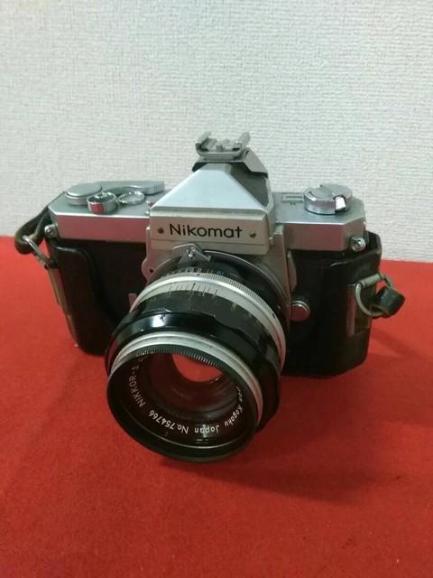 No.754766/Niko mat/カメラボディ/レンズセット/1:1.4f=50mm