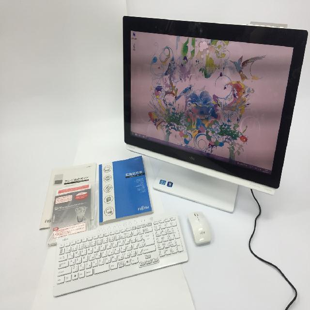 【神戸での出張買取はタカガイへ!】一体型PC 富士通 FMVF77HDW