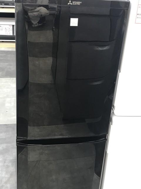 三菱ノンフロン冷蔵庫
