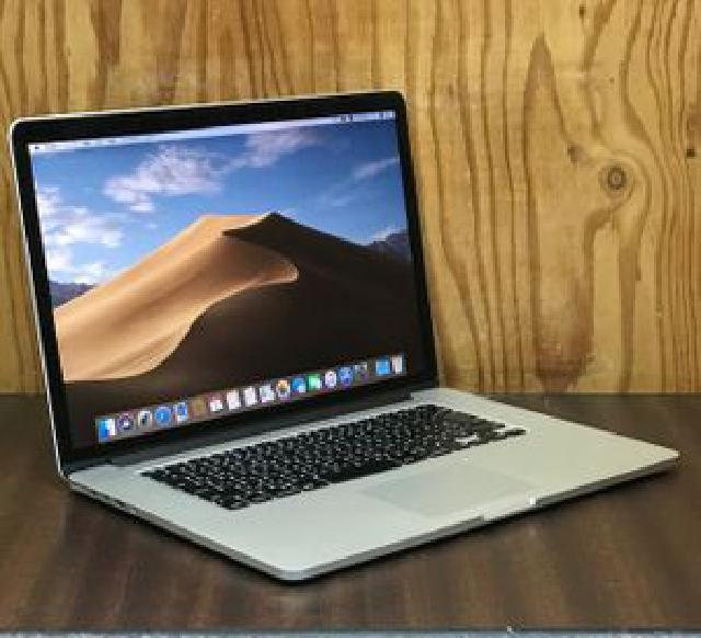 【北区にて出張買取】 Macbook Pro A1398 Retina i7-4850HQ/SSD2