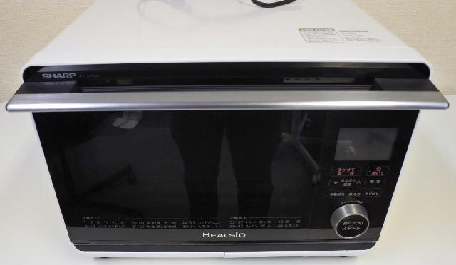 SHARP ヘルシオ オーブンレンジ AX-AP300 17年製