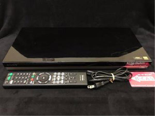 【日野市にて出張買取】ソニー BDZ-ZW2500 4K対応ブルーレイレコーダー 2TB 無線LAN