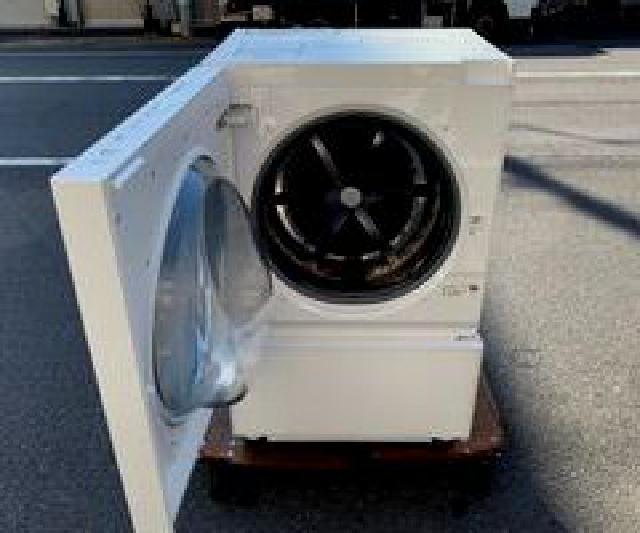 【立川市にて出張買取】【2016年製】パナソニック ななめ型 ドラム式洗濯機 Cuble キューブル