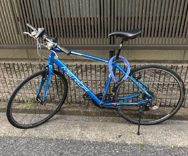 【小平市にて出張買取】 MERIDA CROSSWAY BLEEZE TFS100 クロスバイク