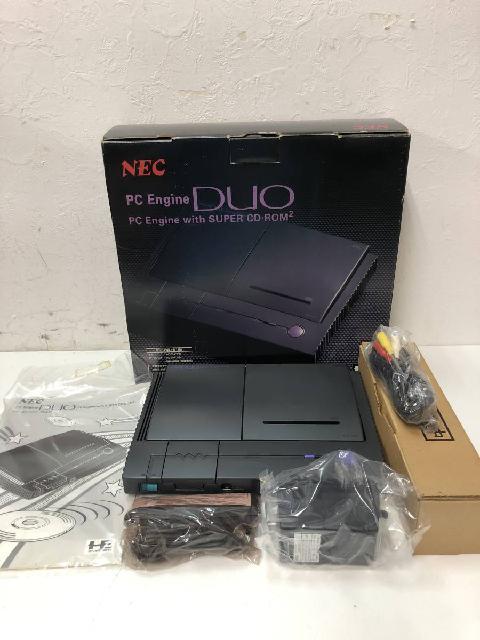 【小平市にて出張買取】 PCエンジンDuo PI-TG8 外箱付