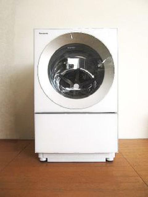 【足立区にて出張買取】 Panasonic/パナソニック Cuble/キューブル ななめドラム式洗濯
