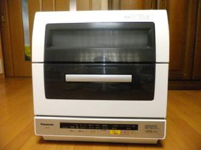 【千代田区にて出張買取】2014年製★ Panasonic(パナソニック)食器洗い乾燥機(食洗器)N