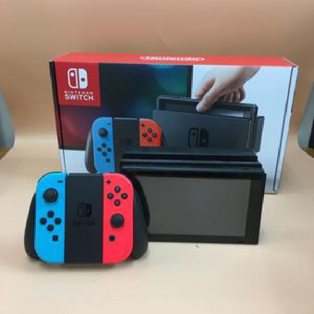 【狛江市にて出張買取】Nintendo 任天堂 Switch ゲーム機本体