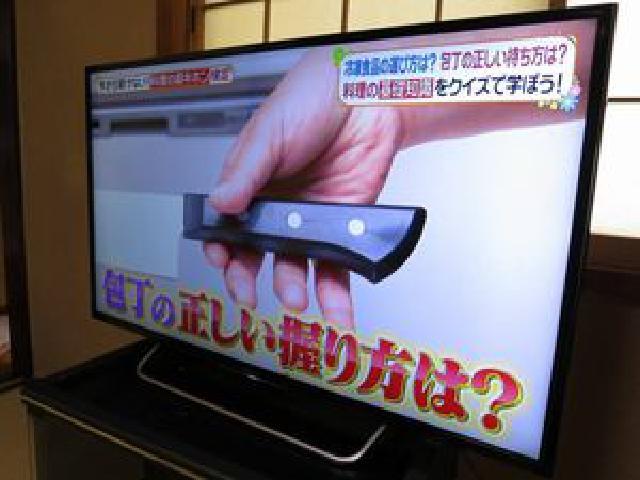 【江東区にて出張買取】SONY ソニー 40型 液晶テレビ KJ-40W730C■Amazon アマ