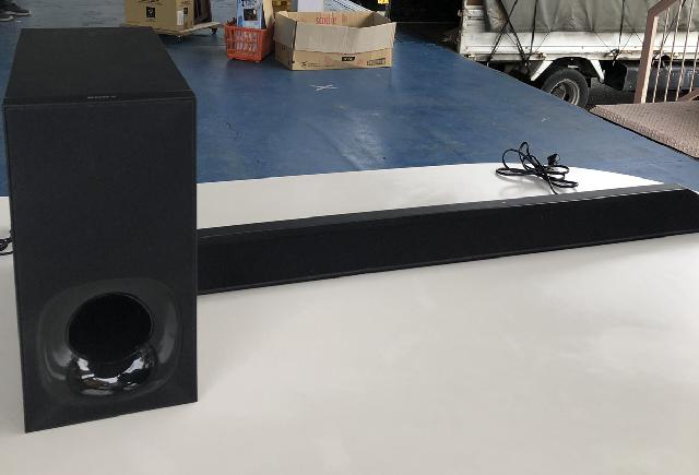 SONY サウンドバー SA-CT380 2015年製