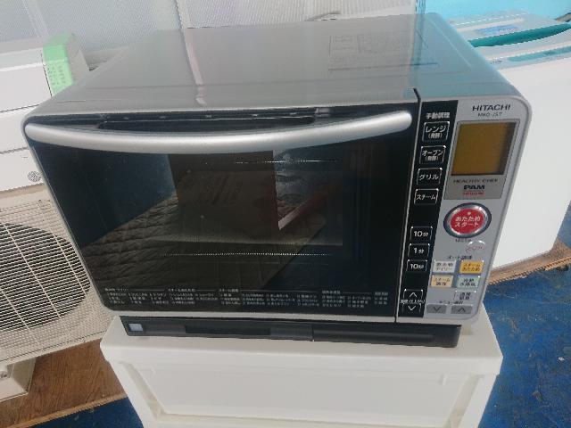 日立加熱水蒸気オーブンレンジ MRO-JS7 2012年製