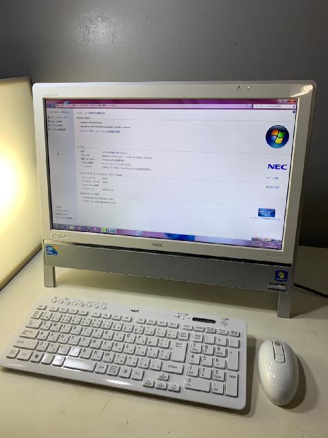 NEC デスクトップ一体型パソコン
