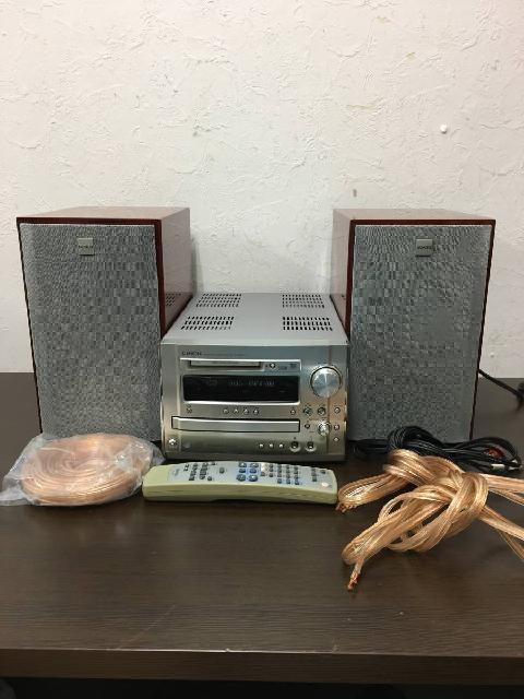 【台東区にて出張買取】 DENON D-MG35LT デノン製 ミニコンポ