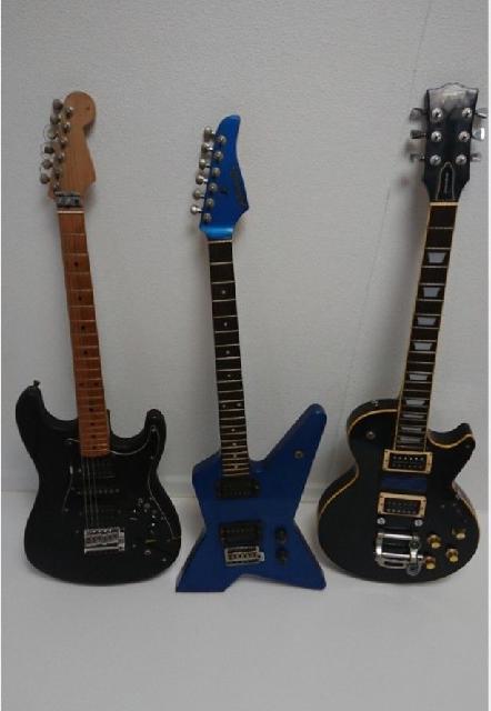 エレキギター各種