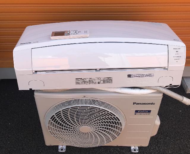 CS-EX229C-W/パナソニック/エアコン/19年製