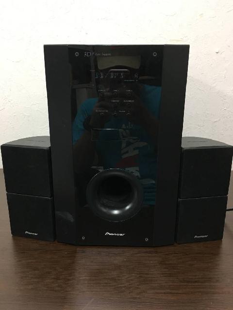 【豊島区にて出張買取】 通電済みジャンク品 Pioneer パイオニア SX-SWR2 アンプ セッ