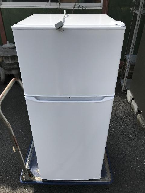 ハイアール冷蔵庫 JR-N130A  2019年製