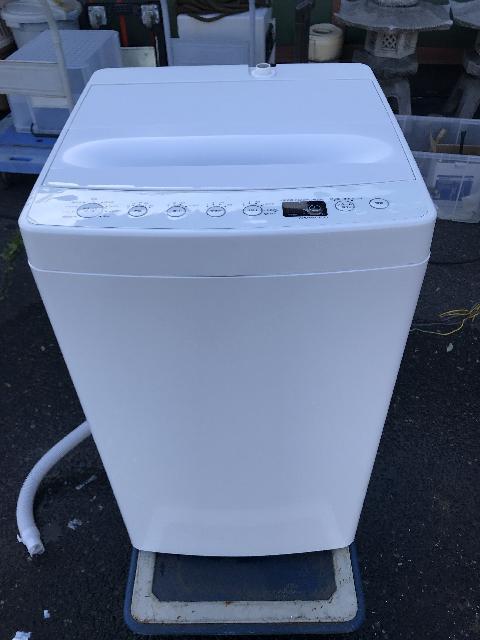ハイアール 洗濯機 2020年製