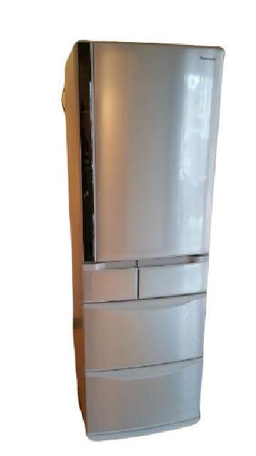 パナソニック 冷蔵庫 シルバー
