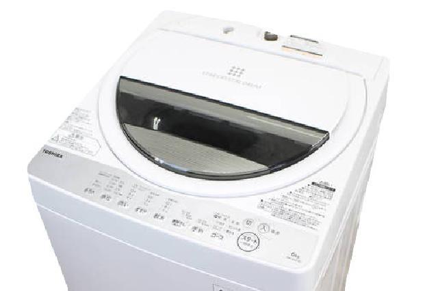 東芝 洗濯機 白