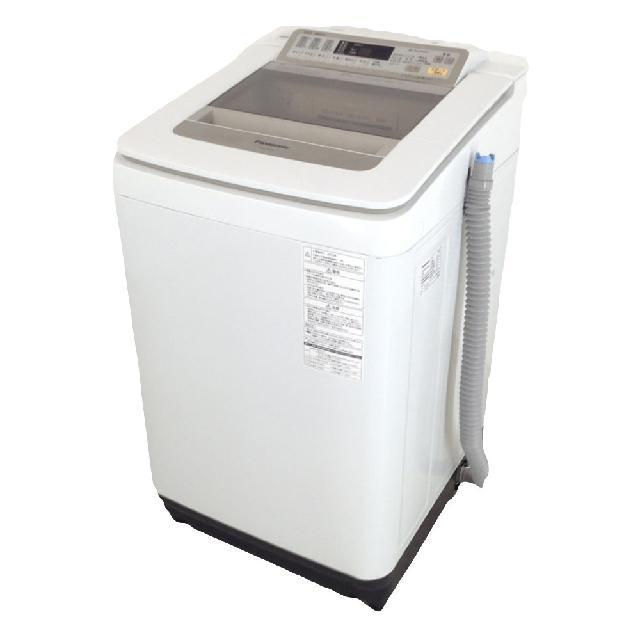 パナソニック 洗濯機 白