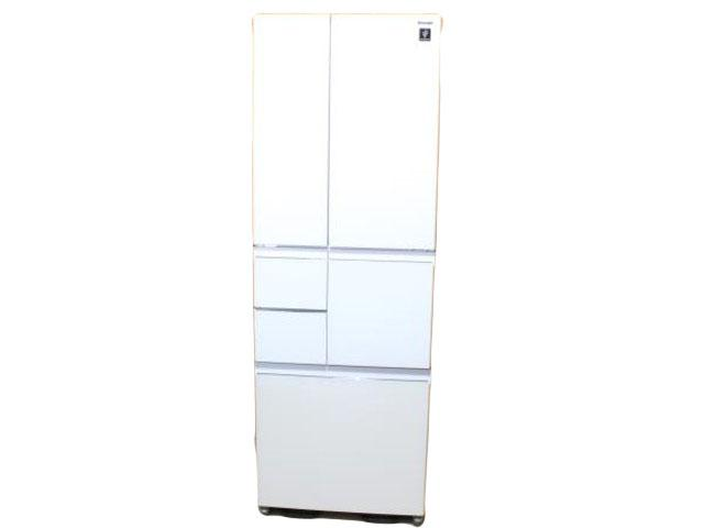 シャープ 6ドア冷蔵庫