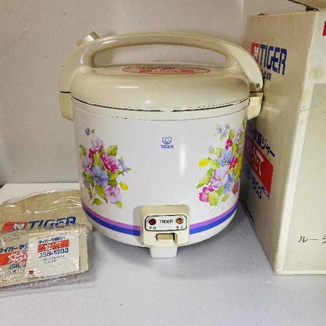 昭和レトロ 炊飯器